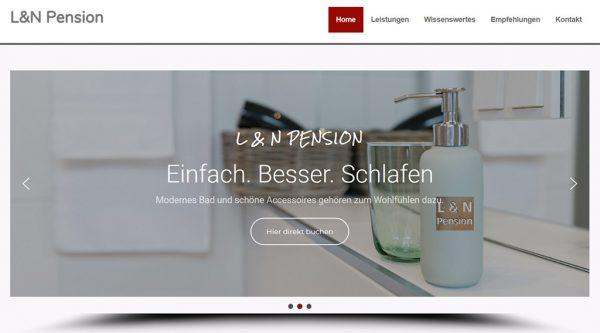 Webseitengestaltung www.do-immo.de